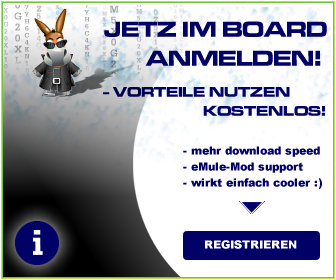 Trete der eMule-Web Community bei !